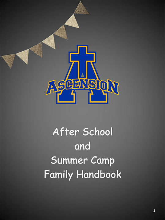 Kid's Time – Summer Camp – Ascension Parish and School