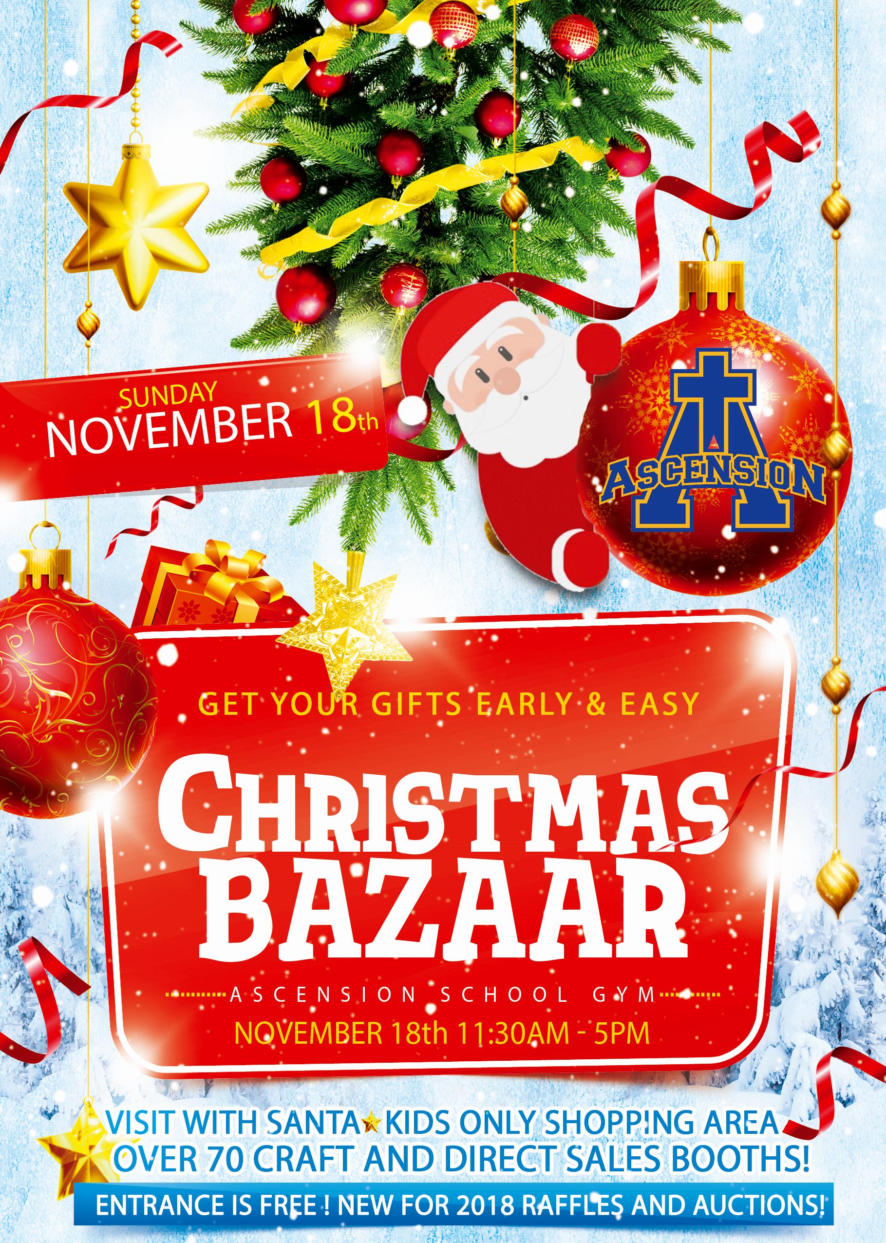 Ascension Christmas Bazaar
