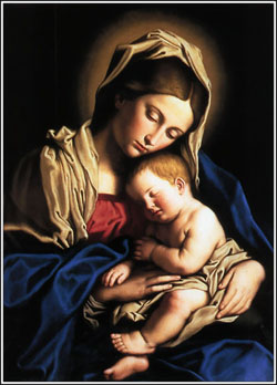 New Year's Day Mass-The Solemnity of Mary