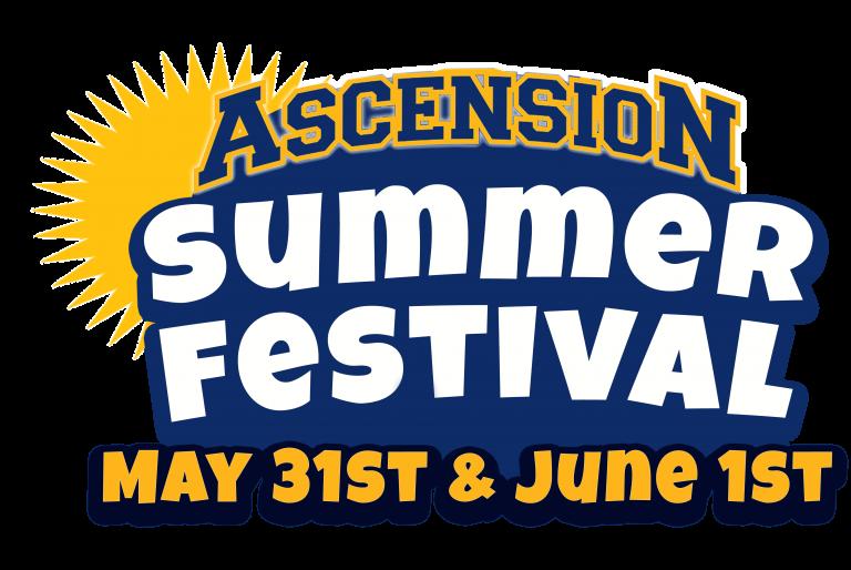 Summer Festival – Ascension Parish and School