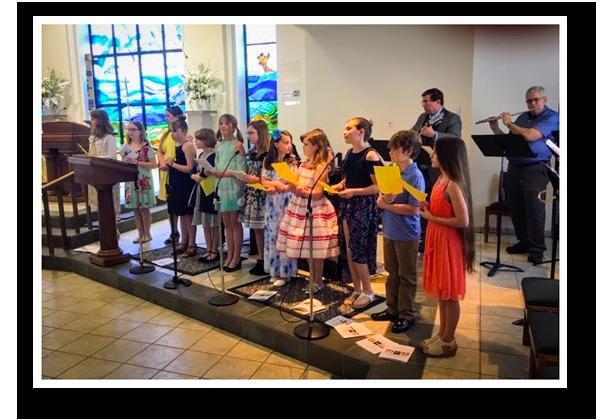 Ascension Singers – Ascension Parish and School